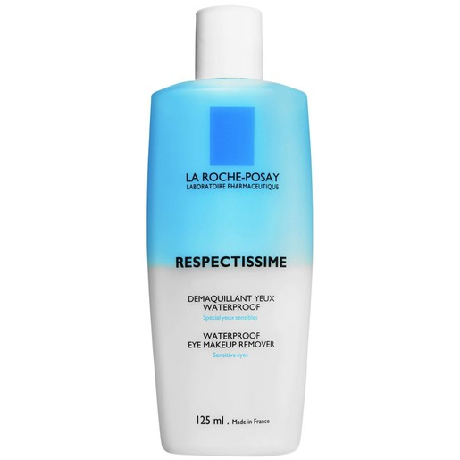 La Roche-Posay Respectissime Waterproof Eye Ντεμακιγιάζ Ματιών 125ml