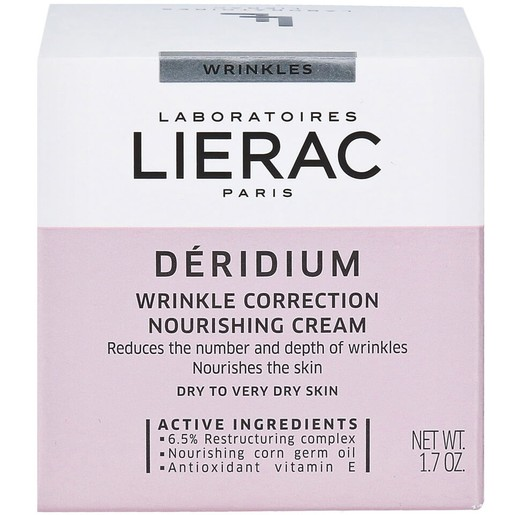 Deridium Ξηρές - Πολύ Ξηρές Επιδερμίδες 50ml - Lierac