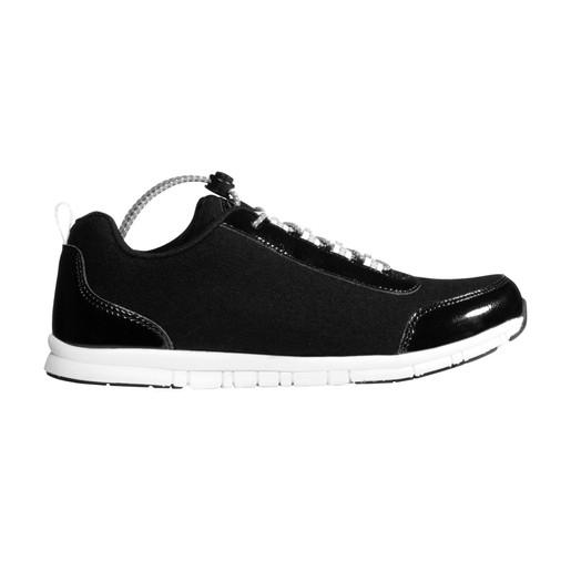 Scholl Windstep Two Ανατομικό Sneaker Μαύρο 1 Ζευγάρι