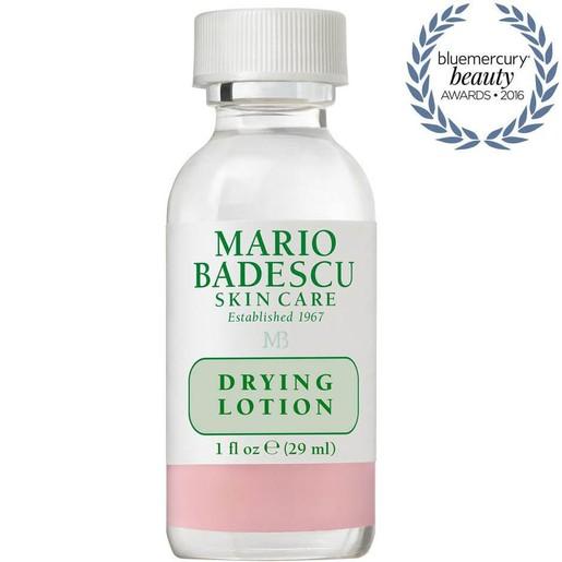 Mario Badescu Drying Lotion Εξαιρετική Λοσιόν Τοπικής Αγωγής για τα Σπυράκια, Κατά την Διάρκεια της Νύχτας 29ml
