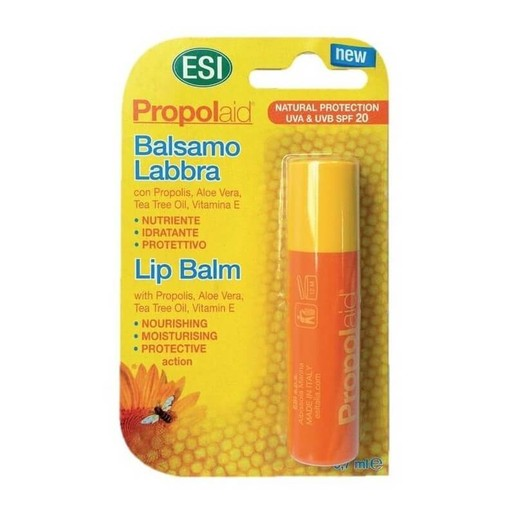 Esi Propolaid Lip Balm Για Φυσική Προστασία Της Ευαίσθητης Περιοχής Των Χειλιών 5.7ml