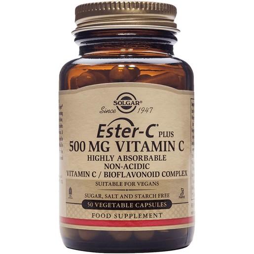 Solgar Ester-C 500mg veg.caps