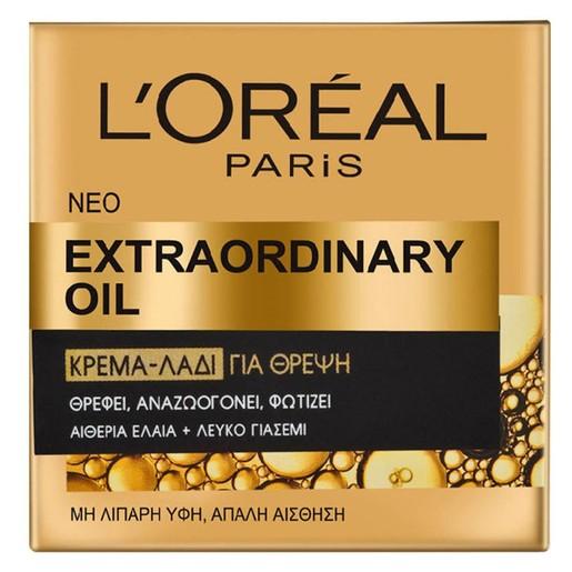 L\'Oreal Paris Extraordinary Oil Κρέμα Θρέψης 50ml
