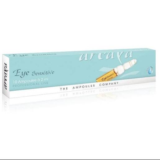 Arcaya Eye Sensitive Ampoules 10x2ml