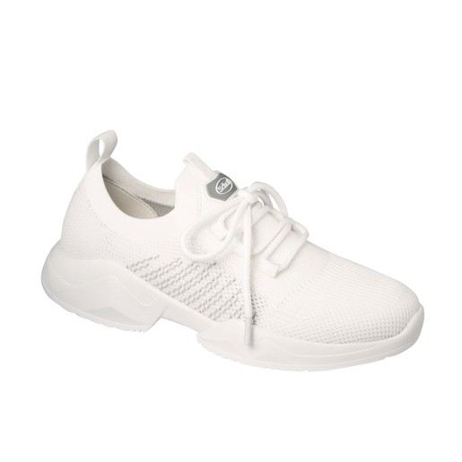 Scholl Shoes Freedom Laces F279711065 White 1 Ζευγάρι