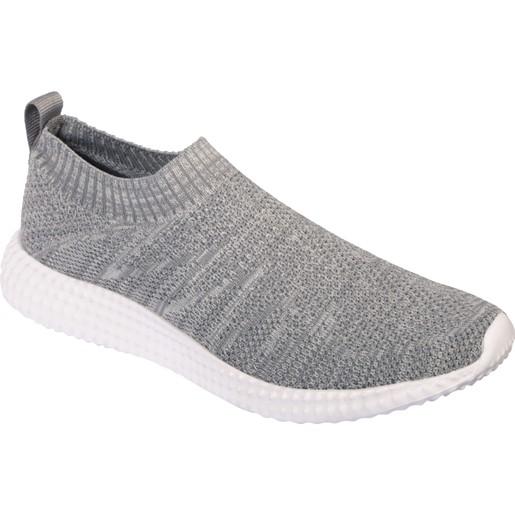 Dr Scholl Shoes Free Style Grey Γυναικεία Ανατομικά Παπούτσια Χαρίζουν Σωστή Στάση & Φυσικό Χωρίς Πόνο Βάδισμα 1 Ζευγάρι