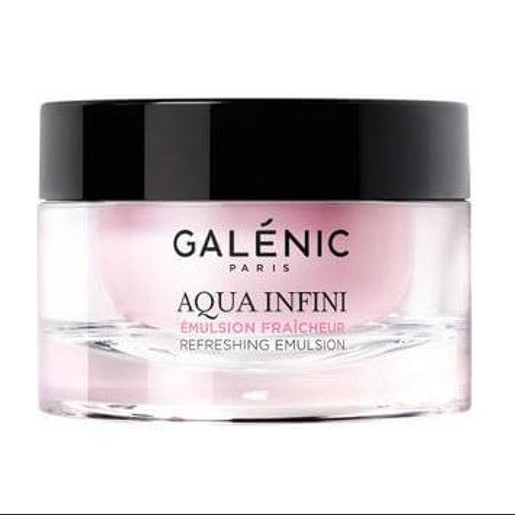 Galenic Aqua Infini Emulsion Fraicheur Peaux Normales 50ml