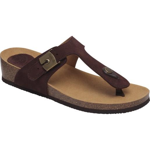 Scholl Shoes Gandia 2.0 F277971004 Dark Brown 1 Ζευγάρι