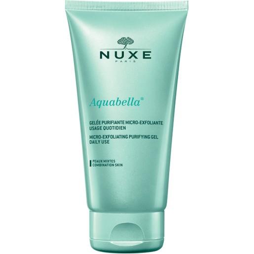 Nuxe Aquabella Micro-Exfoliating Purifying Gel Καθημερινός Καθαρισμός & Απολέπιση Προσώπου, Κανονικές - Μικτές Επιδερμίδες 150ml