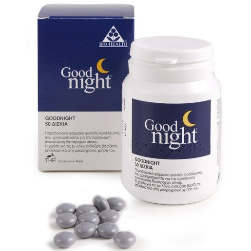 Power Health Goodnight 50tabs