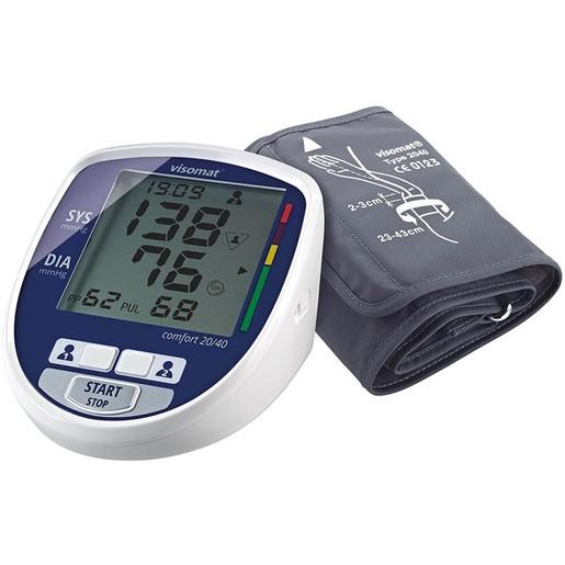 Visomat Comfort 20/40 Ηλεκρονικό Πιεσόμετρο Μπράτσου