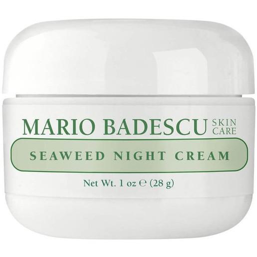 Mario Badescu Seaweed Night Cream Ενυδατική Κρέμα Νύχτας για Λαμπερή, Απαλή & Νεανική Επιδερμίδα 28ml