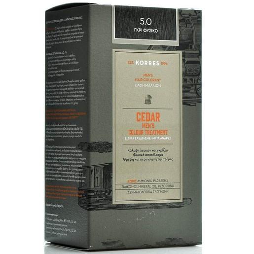 Cedar Men\'s Colour Treatment - Korres