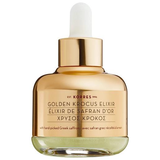 Korres Golden Krocus Face Elixir 30ml