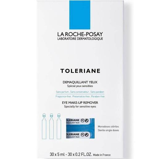 Toleriane Ultra Ντεμακιγιάζ 30x5ml - La Roche-Posay