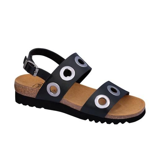 Scholl Shoes Lara Sandal F27788100 Black 1 Ζευγάρι