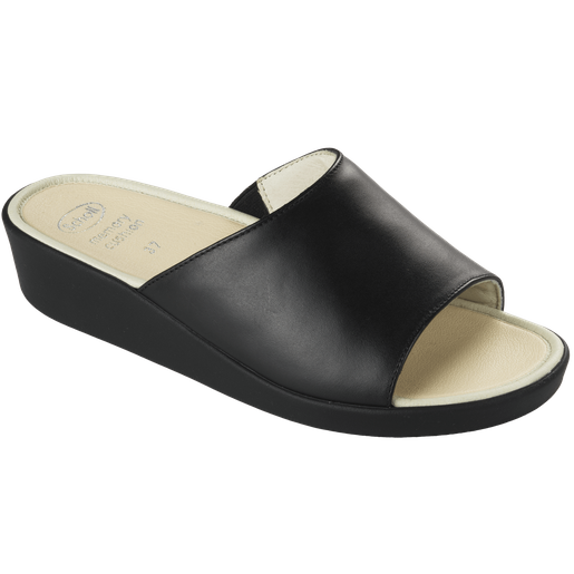 Dr Scholl Shoes Loira Μαύρο,Ανατομικά Παπούτσια, Χαρίζουν Σωστή Στάση & Φυσικό, Χωρίς Πόνο Βάδισμα 1 Ζευγάρι