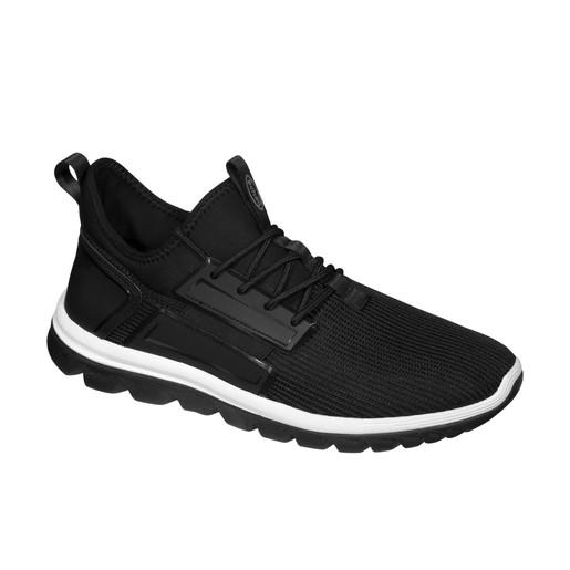 Scholl Shoes Maxwell Ανδρικό Παπούτσι Μαύρο 1 Ζευγάρι