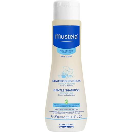 Mustela Gentle Shampoo Βρεφικό Σαμᴨουάν με Εκχύλισμα Χαμομηλιού