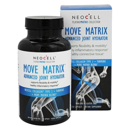Neocell Move Matrix Advanced Joint Hydrator 150Caps