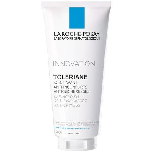 La Roche-Posay Innovation Toleriane Soin Lavant Caring Wash Anti-Dryness Φροντίδα Καθαρισμού για Ξηρή Ευαίσθητη Επιδερμίδα 200ml