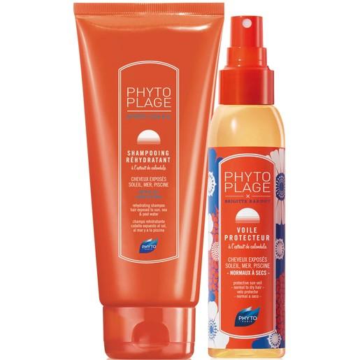 Phyto Πακέτο Προσφοράς Phytoplage Shampoo 200ml & Phytoplage Voile Spray 125ml σε Προνομιακή Τιμή