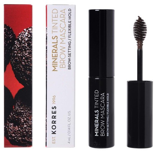 Korres Minerals Tinted EyeBrow Mascara 4ml