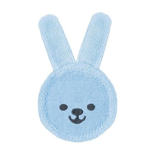 Mam Oral Care Rabbit Γάντι Καθαρισμού της Στοματικής Κοιλότητας του Βρέφους Κωδ 611 από 0+ Μηνών 1 Τεμάχιο