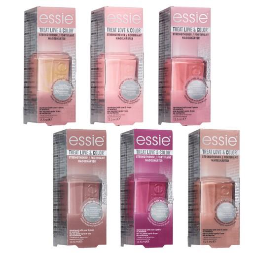 Essie Treat Love & Color Strengthener Θεραπεία Νυχιών με Χρώμα για Ενδυνάμωση & Όμορφο Αποτέλεσμα 13.5ml