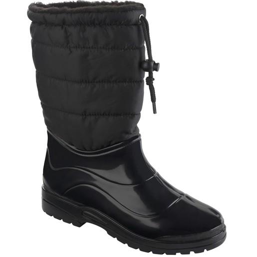 Scholl Shoes New Vestmann Μαύρο Ανατομικά Μποτάκια Εξαιρετικά Άνετα Χαρίζουν Σωστή Στάση & Χωρίς Πόνο Βάδισμα 1 Ζευγάρι