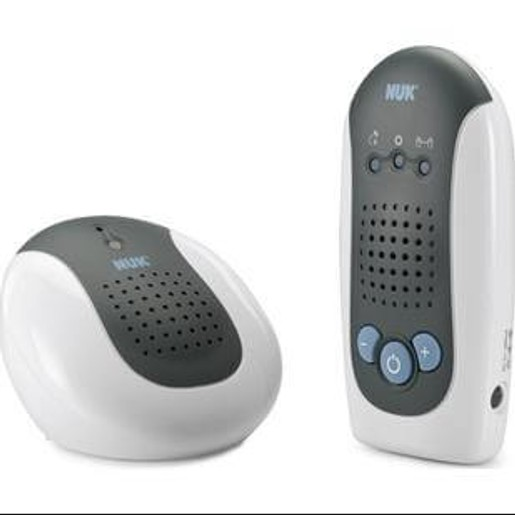 Nuk Easy Control 200 Συσκευή Ενδοεπικοινωνίας 2 Τεμάχια