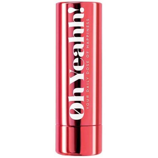Oh Yeahh! Happy Lip Balm Spf15 το Lipstick που σας Φτιάχνει την Διάθεση 4.2gr