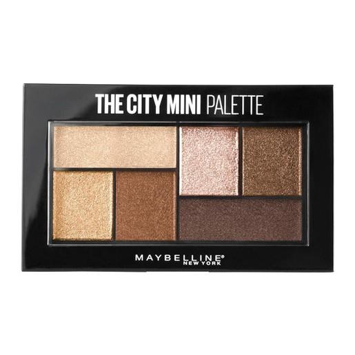 Maybelline The City Mini Palette 6gr