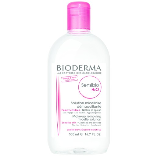 Bioderma Sensibio H20 500ml