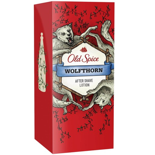 Old Spice Wolfthorn After Shave Lotion for Men Ενυδατική Λοσιόν για Μετά το Ξύρισμα 100ml