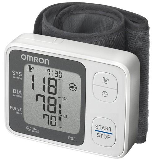 Omron RS3 Υπεραυτόματο Πιεσόμετρο Καρπού