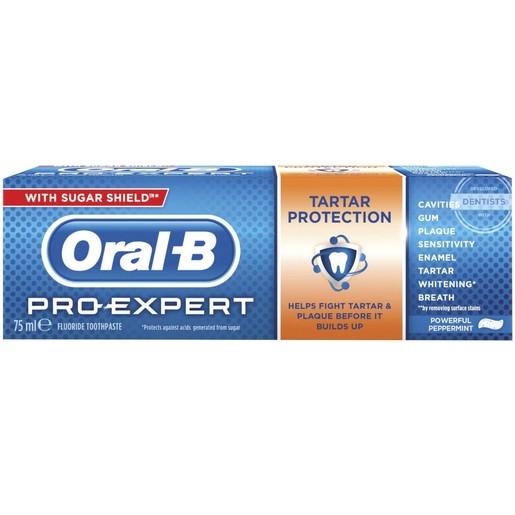 Oral-B Pro-Expert Οδοντόκρεμα Κατά της Πέτρας 75ml