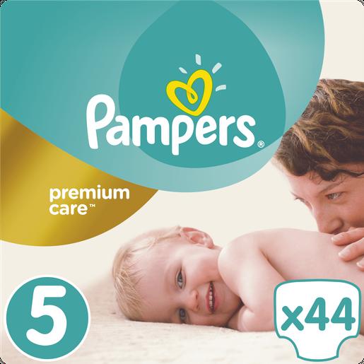 Pampers Premium Care No5 (11-18kg) 44 πάνες
