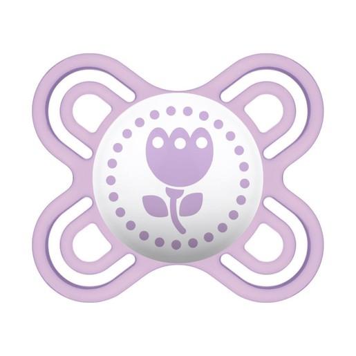 Mam Perfect Start Fairytale Ορθοδοντική Πιπίλα Σιλικόνης Ειδικά Σχεδιασμένη για Νεογέννητο Κωδ 128S από 0 Έως 2 Μηνών 1 Τεμάχιο