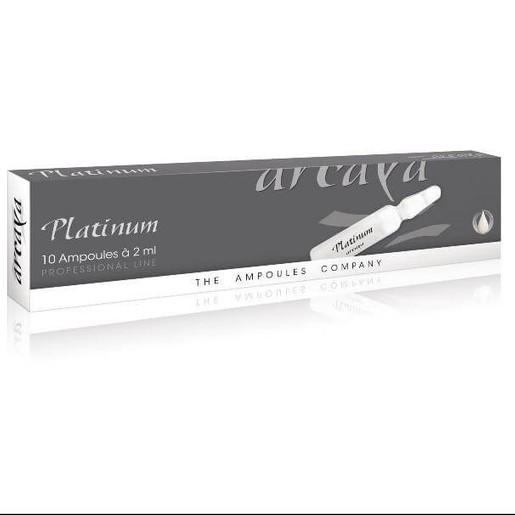 Arcaya Platinum Ampoules 10x2ml