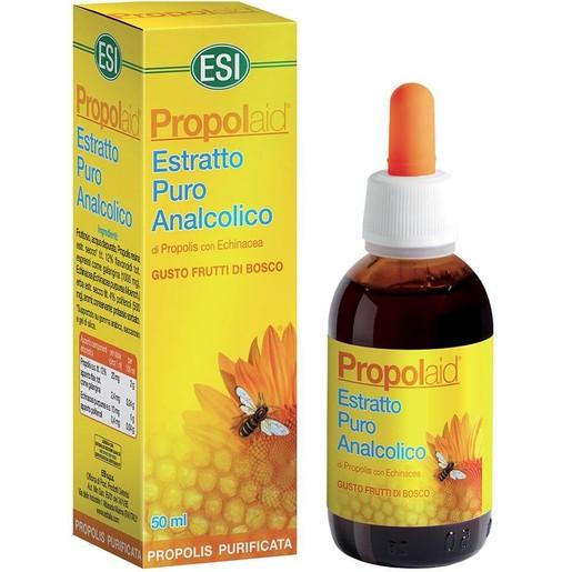 Esi Propolaid Estratto Puro Για Την Ενίσχυση Του Ανοσοποιητικού Συστήματος 50ml