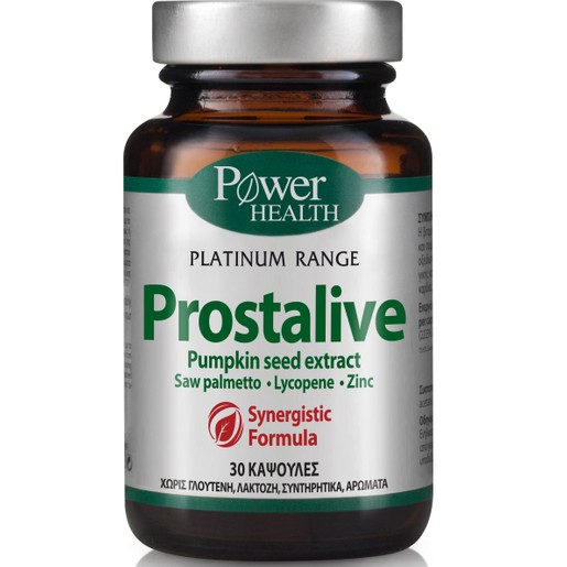 Power Health Platinum Prostalive 30caps