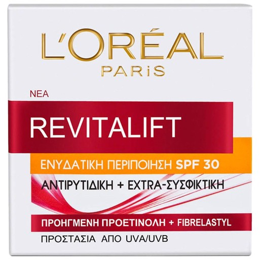 L\'oreal Paris Revitalift Spf30, 50ml