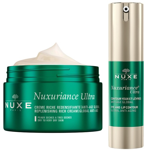 Nuxe Πακέτο Προσφοράς Nuxuriance Ultra Creme Riche 50ml & Δώρο Nuxuriance Ultra Yeux et Levres 15ml