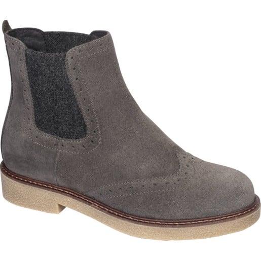 Scholl Shoes Rudy Birch F276121560 Γυναικεία Ανατομικά Μποτάκια, Χαρίζουν Σωστή Στάση & Φυσικό Χωρίς Πόνο Βάδισμα 1 Ζευγάρι