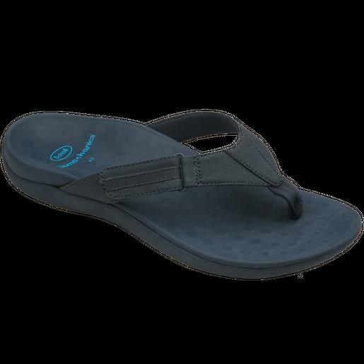 Scholl Shoes Ryder Μπλε Ανδρικά Ανατομικά Παπούτσια Χαρίζουν Σωστή Στάση & Φυσικό Χωρίς Πόνο Βάδισμα 1 Ζευγάρι