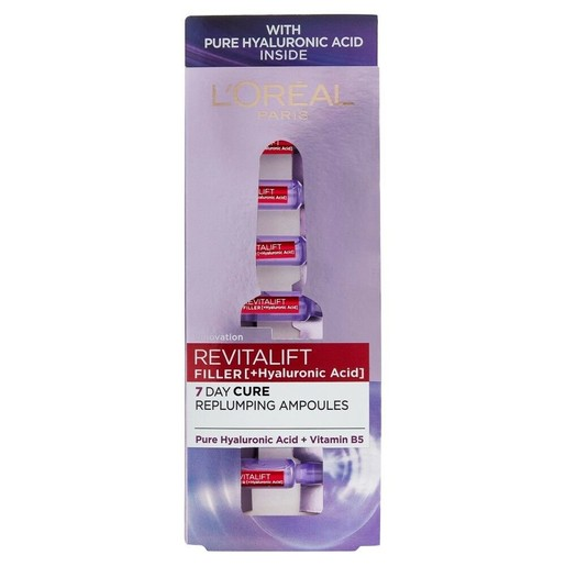 L\'oreal Paris Revitalift Filler 7 Day Cure 7 amps