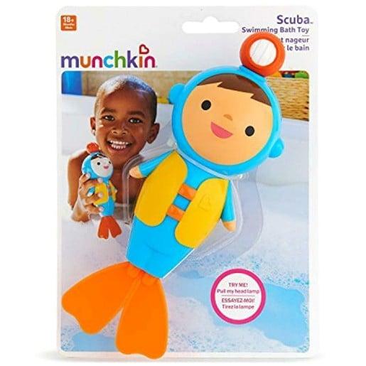 Munchkin Παιχνίδι για το μπάνιο Δύτης Splash Along Friends