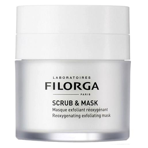 Filorga Scrub & Mask Reoxygenating Exfoliating Mask Μάσκα Διπλής Δ ράσης για Απολέπιση και Επανοξυγόνωση 55ml