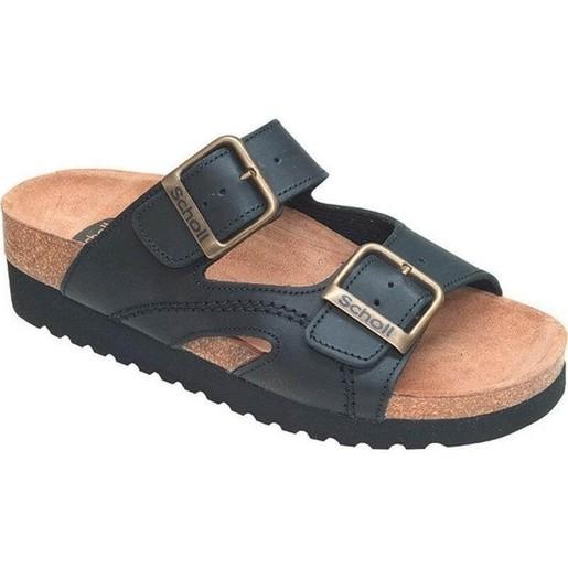 Dr Scholl Shoes Moldava Μαύρο Ανατομικά Παπούτσια που Χαρίζουν Σωστή Στάση & Φυσικό, Χωρίς Πόνο Βάδισμα 1 Ζευγάρι